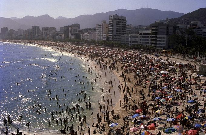 Ipanema i Rio de Janeiro